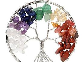 Jewelry - Tree of Life Wire Pendant Neck