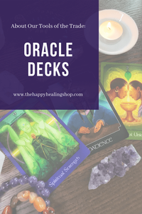 the happy healing shop oracle deck spread examples Pinterest