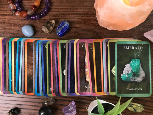 Oracle Cards: A Sneak Peek of Some Of The Decks We Use