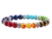 Jewelry - 7 Chakras Bracelet Reiki_edite