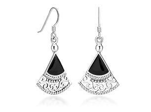 Jewelry - Black Onyx Earrings.png
