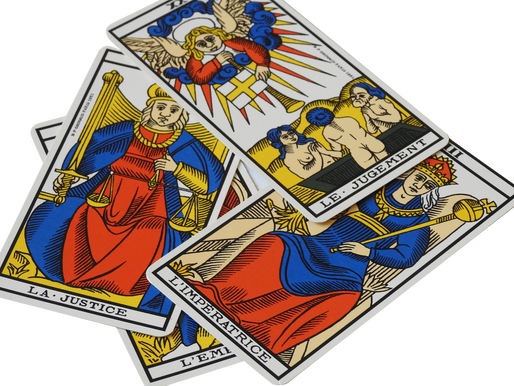 TAROT CARDS: The Death Card & What It Really Means