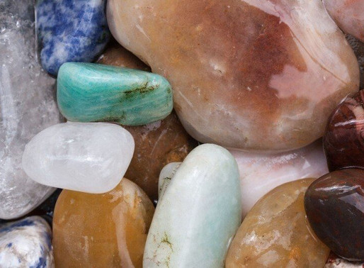 Crystals For Anxiety, Worry, And Stress