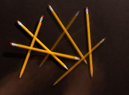 Long Exposure Pencils