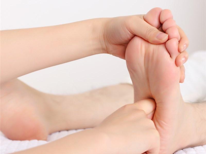 Foot Massage in Manhattan