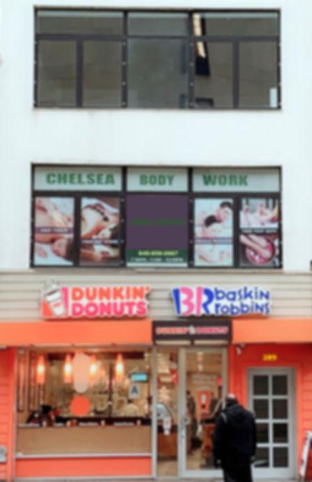 Chelsea Body Work, the best massage in Manhattan New York City.