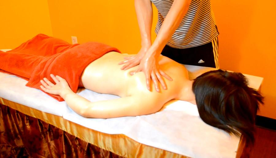 Asian Massage, Tui-Na, Body Work