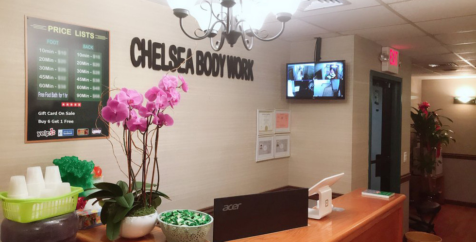 Chelsea Body Work