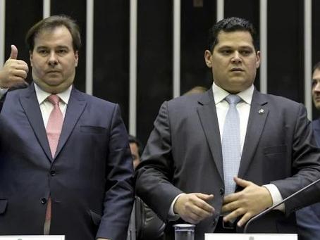 STF veta uma possível reeleição de Maia e Alcolumbre de presidir Câmara e Congresso.