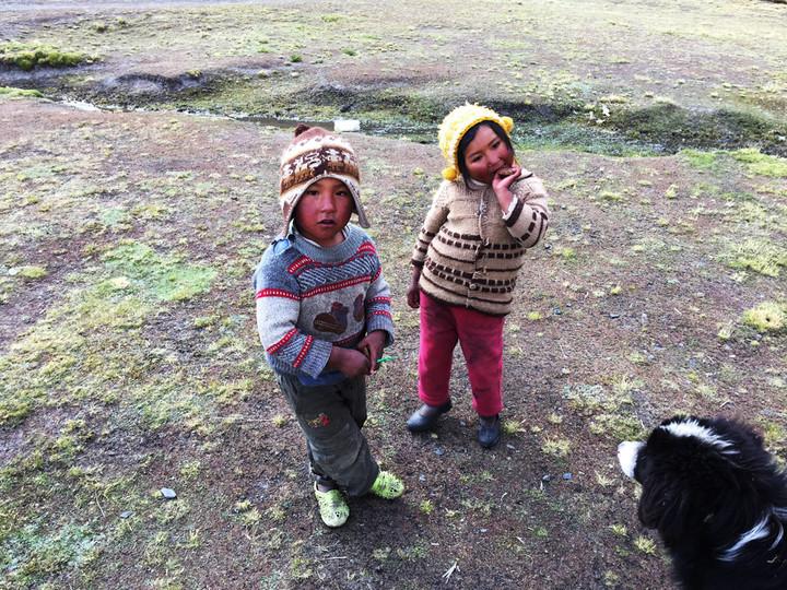 Hiking Pico Austral Mountain in Bolivia