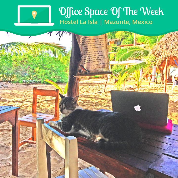 Office Space of The Week
