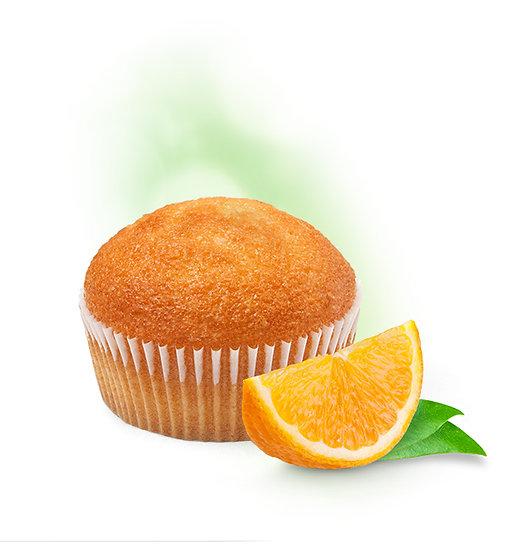 Muffin senza glutine all'arancia palmisano