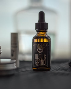 Rise & Grind Beard Oil Blend