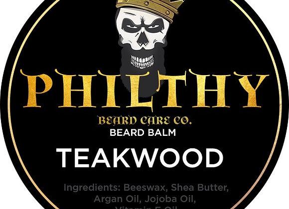 Teakwood Beard Balm