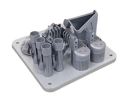 fabricación aditiva metálica SLM