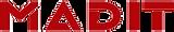 Logo Madit Metal fabricación aditiva metálica