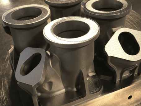 Game Changer: Four Parts Proving Additive Manufacturing Can Compete with Casting on Cost