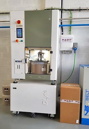 Maquina Dlyte 100 electropulido seco
