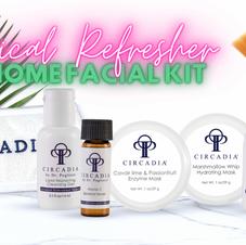 Tropical Refresher At Home Facial Kit
