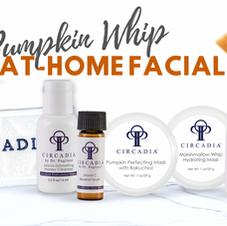Pumpkin Facial At Home Facial Kit