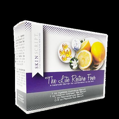 The Lite Restore Four (Combination/Oily Skin)