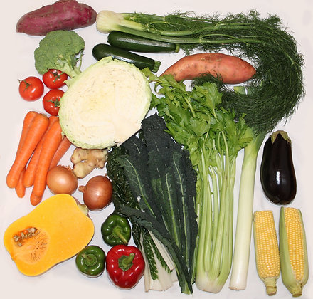 Large - Seasonal Vege Box