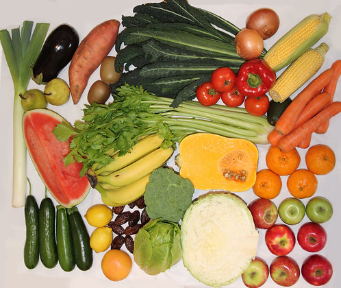 Large - Mix Seasonal Fruit & Vege Box