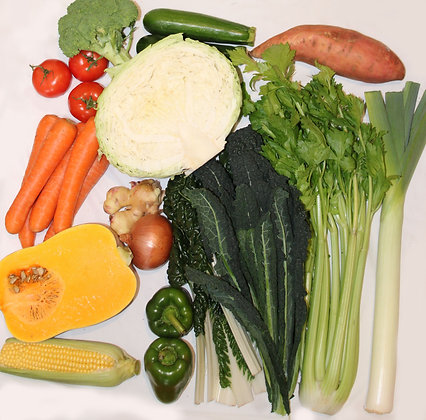 Regular - Seasonal Vege Box