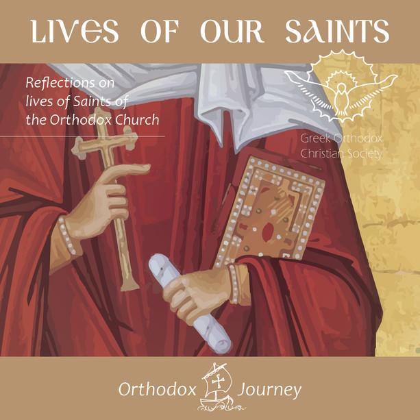 Lives of Our Saints