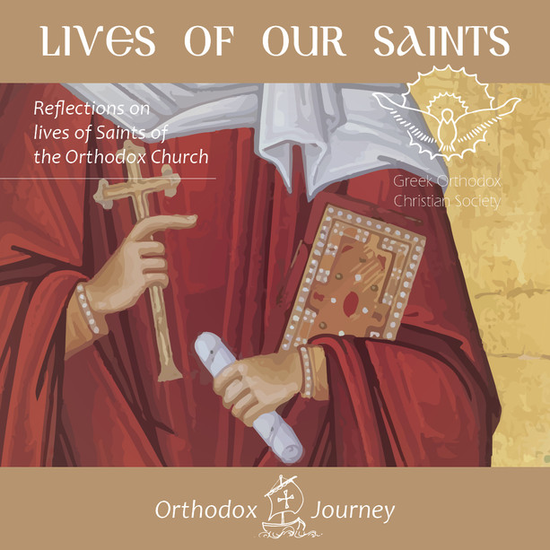 Lives of Our Saints