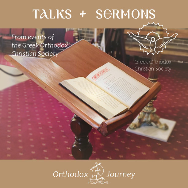 Talks and Sermons