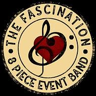 Mayo wedding band The Fascination Logo.p