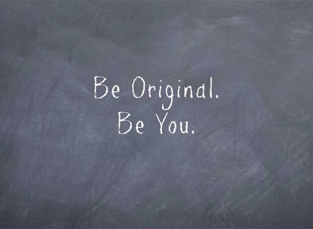 Just.Be.You.