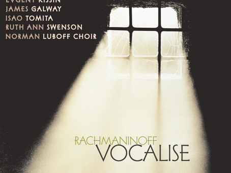 """Vocalise"" - Kur flasim pa fjalë. Eda Zari"