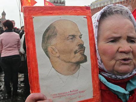 Qilimxhinjtë e Kujan-Bulak nderojnë Leninin