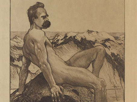 """Moral´ i Yjeve"" (1881) Friedrich Nietzsche nga Eda Zari"