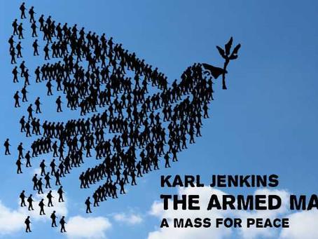 """""""Një mesh për paqen"""" në kujtim të viktimave të luftës në Kosovë! Nga Eda Zari"""