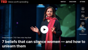 The making of suppressed women.
