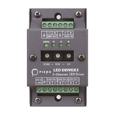 DMX-LED DRIVER 3
