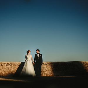 Katia y Daniel Chinchon, España