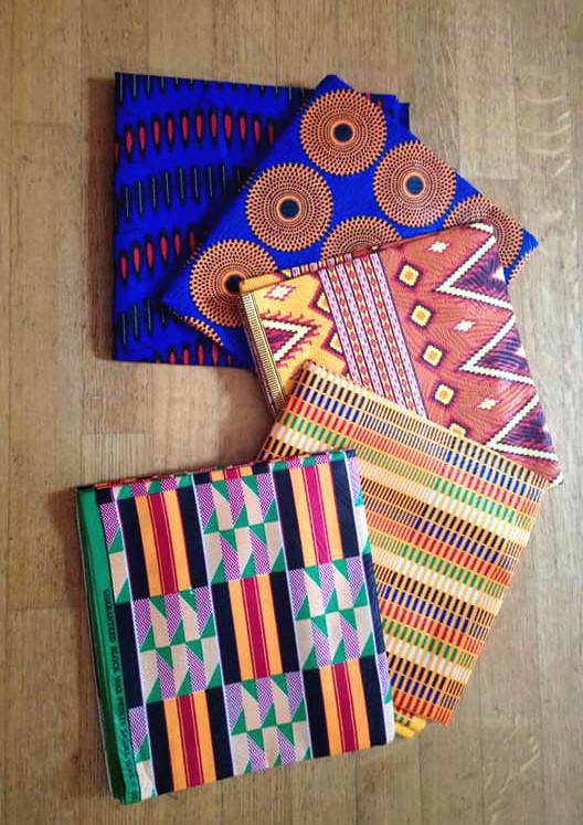 Pochettes colorés - kslkraft