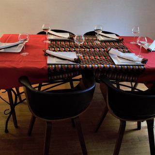 Nappe et Serviettes de table Ndolo