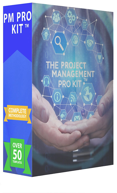 The Project Management Professional Kit - Consolidated Forms and Process Guide
