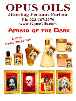 Afraid of the Dark Collection Sample Pack (4)