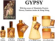 Gypsy Perfume by Opus Oils