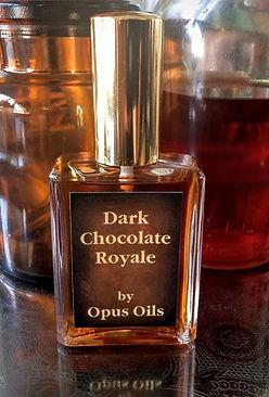 Dark Chocolate Royale Perfume by Opus Oils