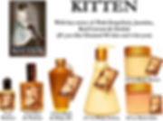 Kitten Perfume by Opus Oils