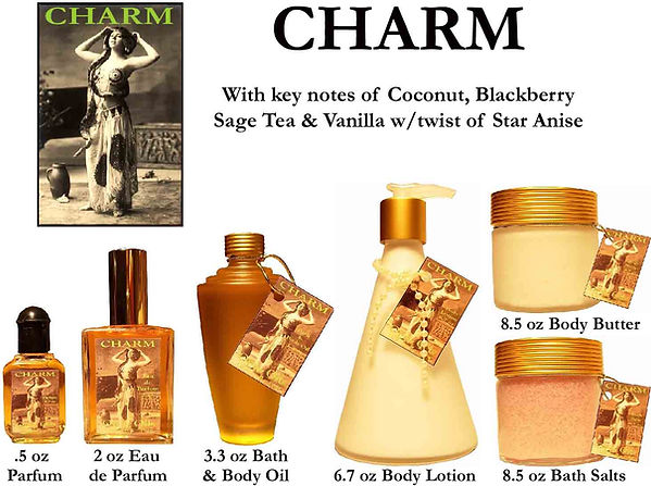 Charm Perfume by Opus Oils