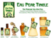 Eau Pear Tingle Perfume by Opus Oils