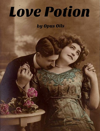 Love Potion Perfume by Opus Oils